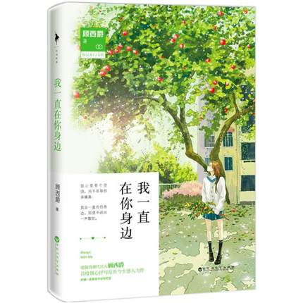 Classic Modern Literature Book In Chinese: Wo Yi Zhi Zai Ni Shen Bian Chinese Famous Fiction Book