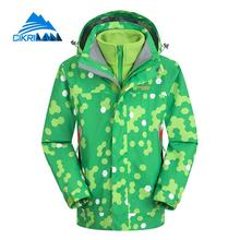 Hot 3in1 Kids Leisure Windbreaker Waterproof Fleece Inner Ski Snowboard Coat Outdoor Camping Hiking Winter Jacket Boys Girls