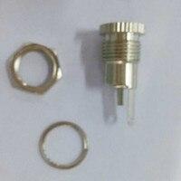 1 шт. 5.5 мм х 2.1 мм разъем питания постоянного тока панель гнездо для крепления женский панель разъем С1