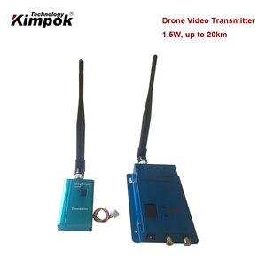 20km Long Range FPV Drone Vide