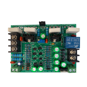 Image 2 - Lusya Classe A1943/5200 Bordo Amplificatore Digitale 200W Mono Febbre Hifi Classe di Potenza Pura Amplificador A9 009