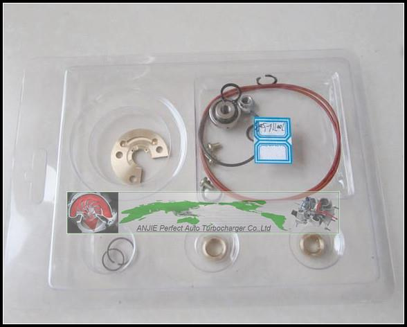 Free Ship Turbo Repair Kit rebuild kits GT25 700716 700716-5009S 700716-0003 700716-0004 700716-0005 700716-0006 8972089663 4HE1 turbo repair kit rebuild kits gt25 700716 5009s 700716 turbocharger for isuzu npr nqr truck for gmc w3500 97 4he1 4he1 tc 4 8l