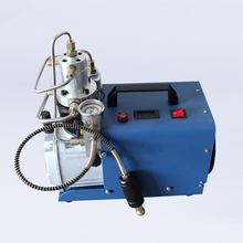 Acecare mini Electric compressor pcp 4500psi 220v/110v 1.8kw for paintball scuba diving tank equipment