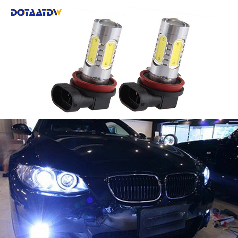 2x For 12v 9006 Bulb 1999-2001 BMW 3 Series E46 4Door Fog Lights Driving Lamps