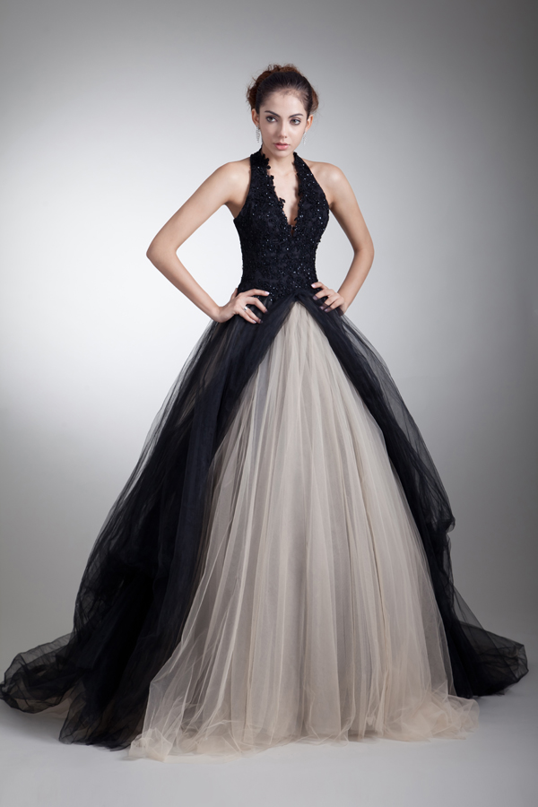 Online Buy Wholesale black ball gown from China black ball gown ...
