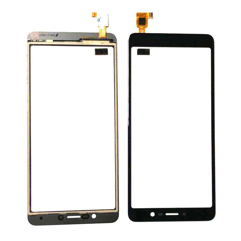 Сенсорный экран 5,45 дюйма для BQ BQ-5508L BQ 5508 BQS 5508L Next LTE, цифровой преобразователь сенсорного экрана, переднее стекло, сенсорный экран типа 3m