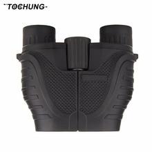 TOCHUNG 10x25 Mini Binocular Professional Binoculars Telescope Opera Glasses for Travel Concert Outdoor Sports Hunting