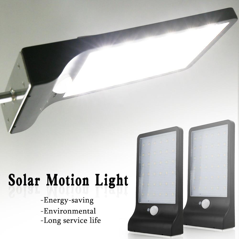 de Movimento 265V LEVOU Iluminação Solar Ao
