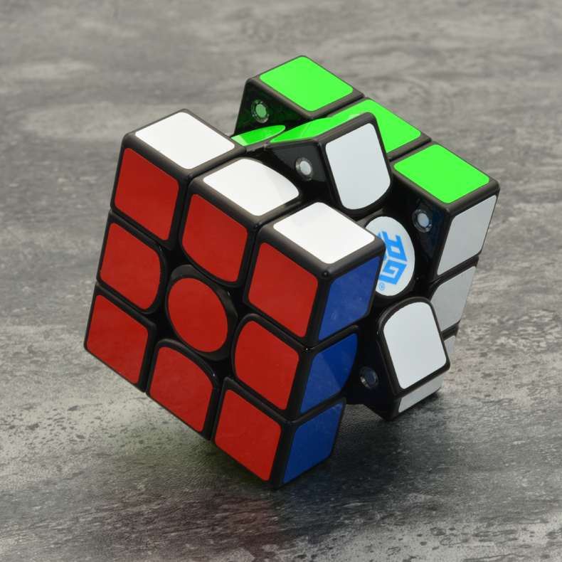 New Gan356 X Magnetic 3x3x3 Speedcube Professional Speed Magic Cube Gans 356 X 3x3 Cubo Magico Gan 356 X Puzzles For Children Tool Organizers