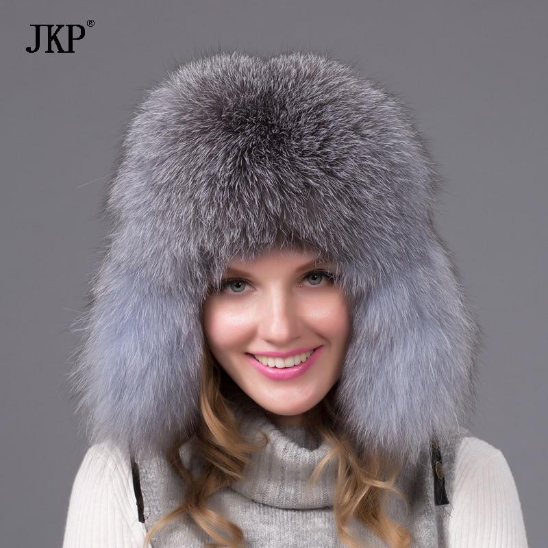 100% pravi prirodni srebrni plavi lisica kaputić za žene zima - Pribor za odjeću - Foto 1