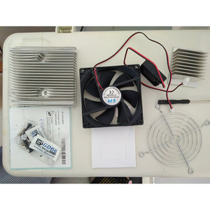 Image 2 - Thermoelectric Peltier Cooler Refrigeration Semiconductor Cooling System Kit Computer Components with 12706 Cooling Peltier