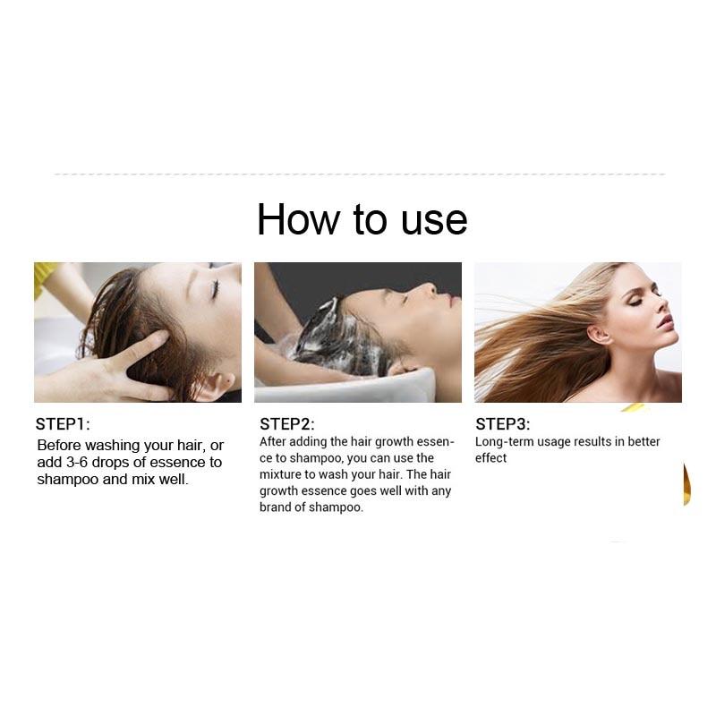 Sevich Care шаш өсуі Essential Oils Essence - Шаш күтімі және сәндеу - фото 4