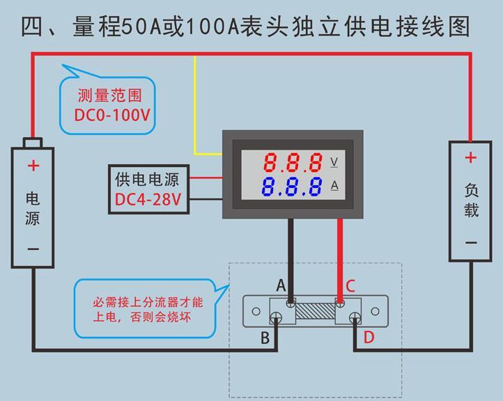 амперметр цифровой купить в Китае