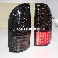 Для Toyota Prado 3400 FJ90 LC90 светодиодные задние фонари 1998 2003 Год Дым черный lf