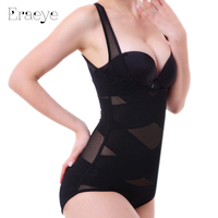Siamese Corset Hot Body Shaper Size M 3xl 4xl Black Purple Beige Thin The Abdomen Breast