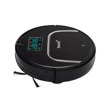 High Quality Robot Vacuum Cleaner Household Clean Product Cordless Sweeper Electric Broom Mop For Floor