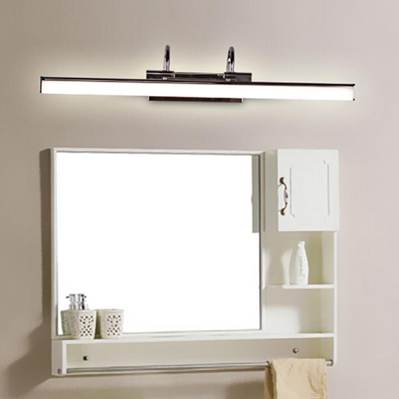 Modern LED Mirror Headlight Vanity Light Waterproof Anti ... on Wall Sconce Lighting Decor id=15434