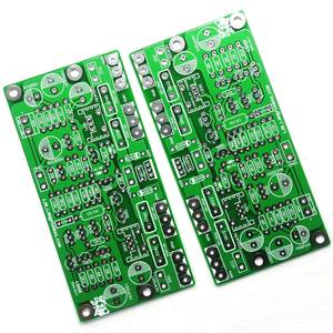 Image 4 - Bir Çift L20 SE Toshiba Monte AMP 350 W + 350 W 2SA1943 2SC5200 Çift Amplifikatör Kurulu 4ohm LJM 2 panoları
