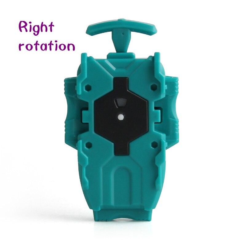 12 видов стилей металлическое средство для запуска Beyblade Burst игрушки Арена распродажа трещит гироскоп хобби классический спиннинг - Цвет: B97 Green