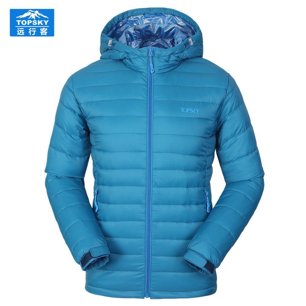 Hot Outdoor Topsky New Sports font b Men s b font Coat Warm Waterproof Breathable Lightweight
