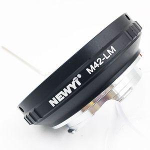 Image 2 - NEWYI adaptateur M42 LM pour objectif M42 vers Le ica M LM caméra M9 avec LM EA7 TECHART, convertisseur dobjectif M42 vers Le ica M caméra M24