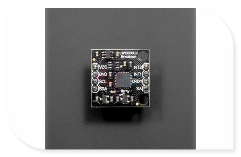 LSM303 Breakout Board /6-axis electronic Compass (3-axis accelerometer 3-axis magnetic sensor) with Tilt Compensated for arduino автомобильный коврик novline nlc 52 10 b00