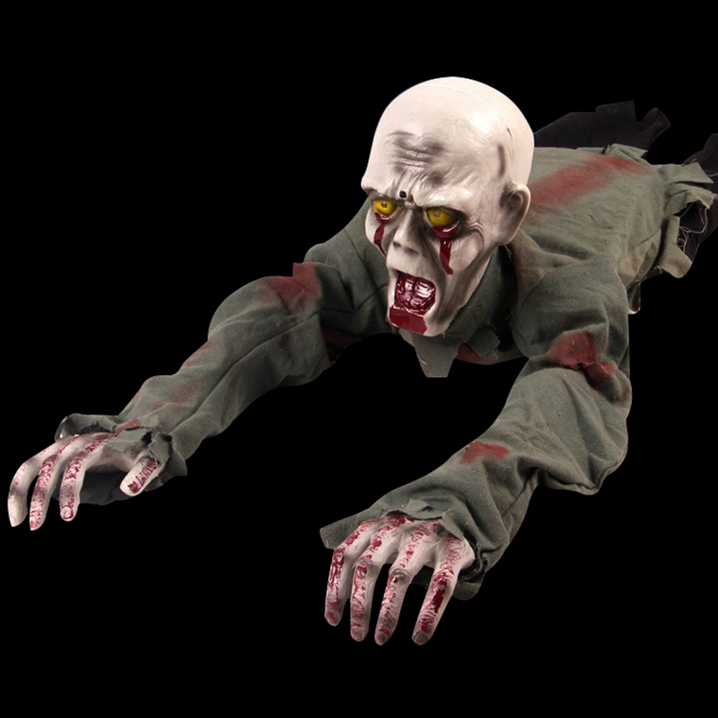 aliexpresscom buy death bodies bloody zombie scary room props halloween horror for ktv bar haunted house party diy decor from reliable horror halloween - Scary Props