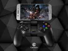 GameSir T1s Bluetooth Wireless Gaming Controller Gamepad for Android/Windows/VR/TV Box/PS3 (Ship from US, CN, ES)
