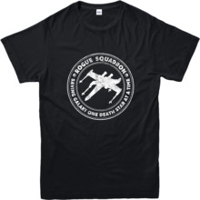 Star Wars T-Shirt,Rogue Squadron Saving Galaxy T-Shirt, Inspired Design Top Free shipping  Harajuku Tops Fashion Classic