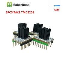Шаг Stick МКС TMC2208 шаговые двигатели Драйвер бесшумный контроллер шаговый драйвер модуль TMC 2208 реализует 3d устройство принтер