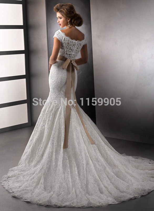 Vestido de novia blanco con plata – Vestidos de noche populares foto ...