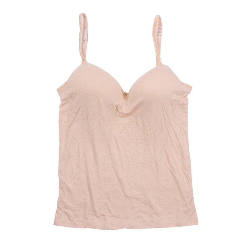 2017 Female Summer Sexy Wireless Bras sleepwear Women Seamless Bra Padded Solid Tank Tops