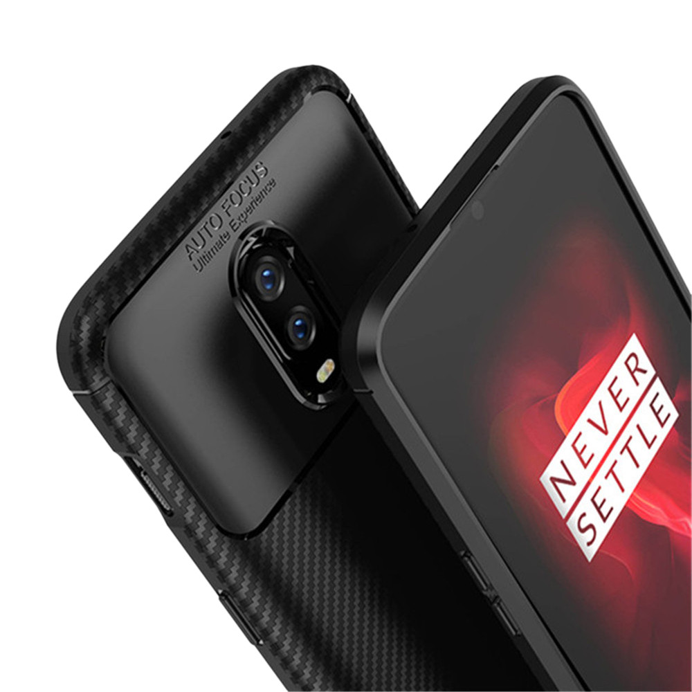 Image 5 - HIPERDEAL Cases For OnePlus 6T Anti sratch Protection Armor Soft PC+TPU Material Case 6.41 inch  Drop.11.28-in Smart Accessories from Consumer Electronics
