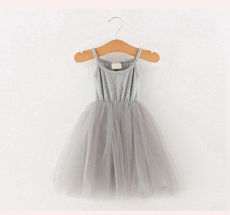 Little girls dresses for party and wedding summer 2019 toddler kids dresses for girls tutu children's party princess dress