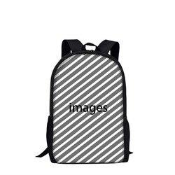 THIKIN fajne Gormiti torby szkolne dla chłopców dzieci dziewczyny tornister Plecak dzieci tornister Book Bag nastolatek Plecak Szkolny 2019 6