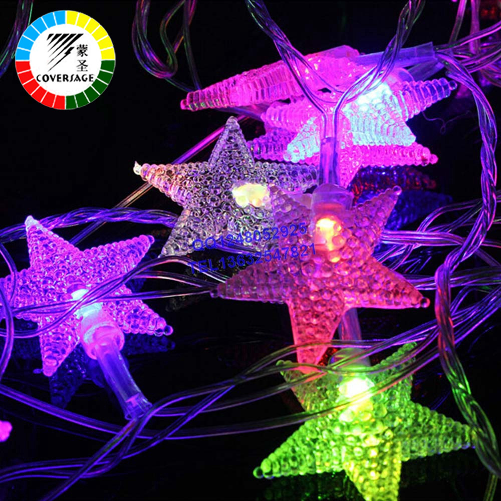 80Leds 10M Fairy Lichtslingers Wedding Garden Party Christmas - Vakantie verlichting - Foto 5