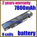 JIGU rv513 НОВЫЙ 6600 мАч аккумулятор для Ноутбука Samsung AA-PB9NC5B AA-PB9NC6B R518 R519 R520 R522 R540 R580 R610 R620 R700 r425 r430