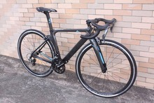 Good quality and cheap full carbon complete bike Toray t800 BSA BB30 22 speed shimano groupset