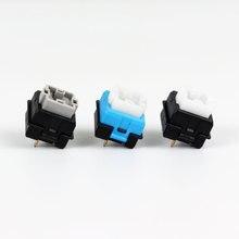 רומר G מתג Omron B3K עבור Logitech G310 G810 G910 G413 פרו מכאני מקלדת כחול שחור ציר גוף