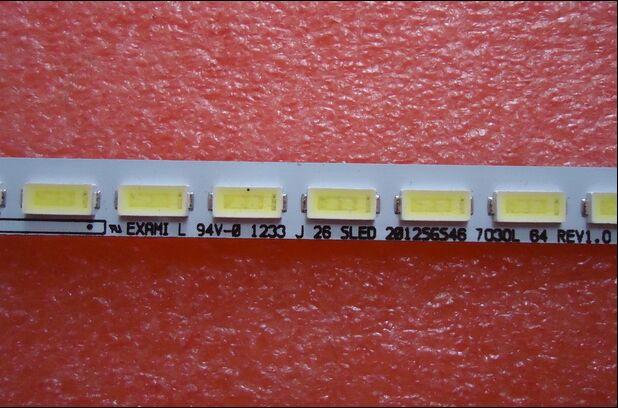 Computer & Office Objective For Screen Lta460hn05 46el300c 46hl150c Lj64-03495a Led Strip Sled 2012sgs46 7030l 64 Rev1.0 1 Piece=64led 570mm