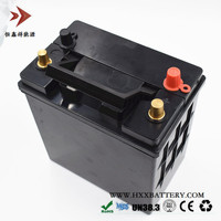 12.8V 36AH LiFePo4 Lithium Iron Phosphate LFP 26650 Cells Assembly Battery Pack BMS Long Time for Vehicle Car Mower Battery