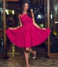 Echt Foto Elegant Cocktailkleid 2016 Lace Up Süße Partei Kleider Kurze Kleider Vestido De Festa Curto