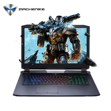 "Machenike PX780-T6K Gaming Laptop Notebook 17.3"" FHD IPS Screen i7-7700K Quad Core Processor GTX1080 8G Dedicated Card 16G/512G(China)"