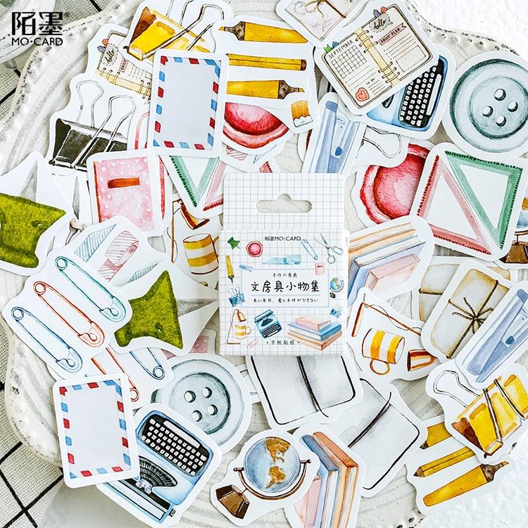 все цены на Study Articles Decorative Washi Stickers Scrapbooking Stick Label Diary Stationery Album Stickers