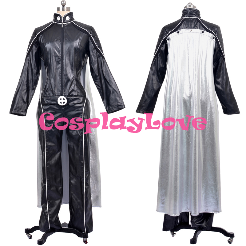 New Custom Made High Quality X-man <font><b>Storm</b></font> Super Hero <font><b>Queen</b></font> Cosplay Costume For Halloween Christmas