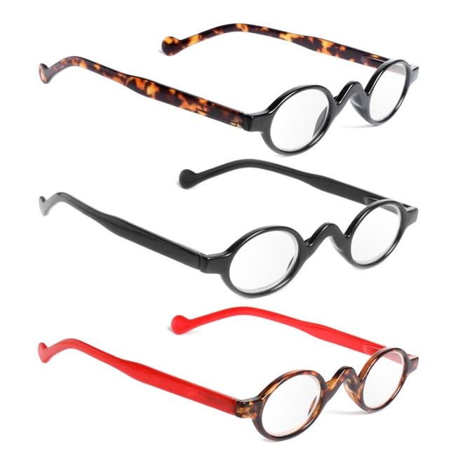 Vintage Small Round Frame Men Women Readers Reading Glasses Presbyopic Glasses