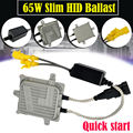 TAITIAN Quick Start DAS Chip 65W HID Xenon Conversion Replacement Ballast Hi/Lo H1 H3 H4 H7 H9 H13 9006 9005 9004 9007 H11 H7R