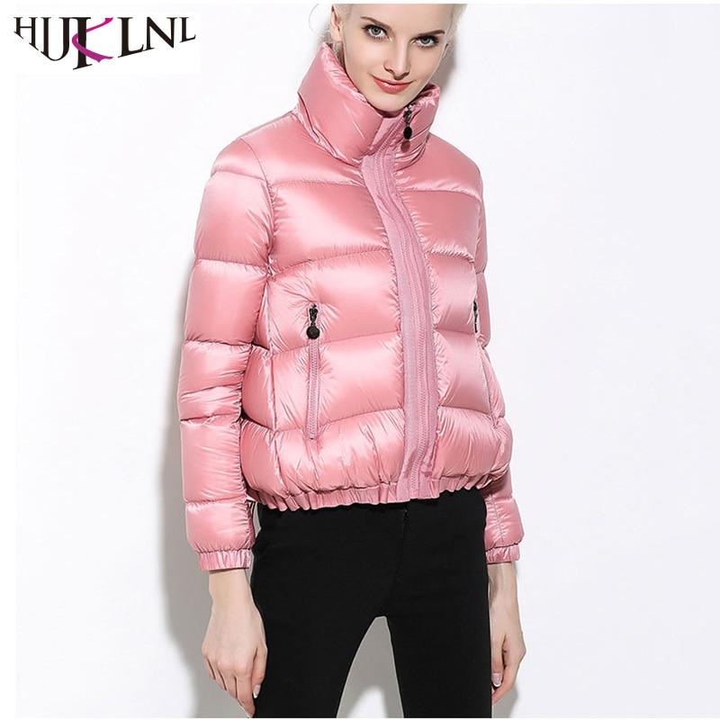 Buy Cheap HIJKLNL Puffer Jacket 2017 Women Winter Down