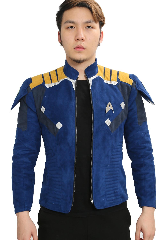 Aliexpress.com : Buy Captain James T. Kirk Jacket Star Trek:Beyond ...