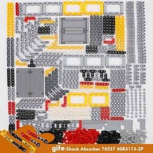 Image 4 - Technic Parts mattoni pin Liftarm senza perno fascio assale connettore pannello gear Car giocattoli hakstorm blocchi compatibili set sfusi